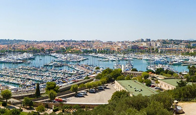 antibes fortifies its vitality on the french riviera