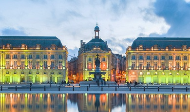 bordeaux, the urban grand cru