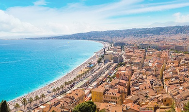 find the whole world in nice